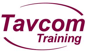 Tavcom Training Site Logo