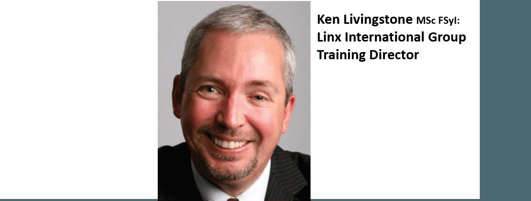 Ken Livingstone. Security and Risk Management.