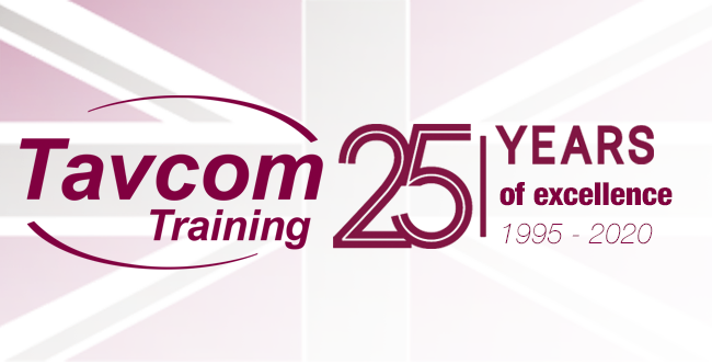 Tavcom Training Site Logo
